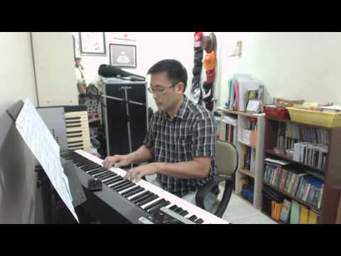 TVB 武則天 Ending Theme Song - 眼淚的秘密 Secret of Tears-吳若希 Jinny Ng - Piano Cover & Sheet - Hou Yean Cha