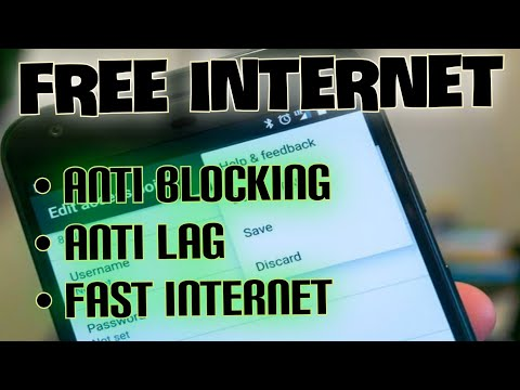 FREE INTERNET! ANTI BLOCKING! SUPER APN! DATA & WIFI SUPPORT!