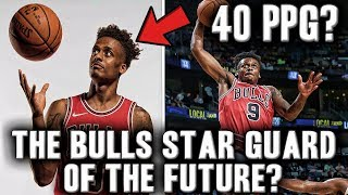The Undrafted Rookie That Could Be The Star Player The Bulls Are Looking For | Averaging 40 Points?