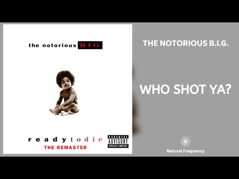 The Notorious B.I.G. - Who Shot Ya? (432Hz)