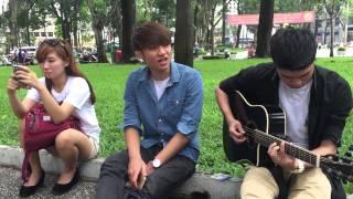 Hai Thế Giới - Cover by CODA band ft Amelia