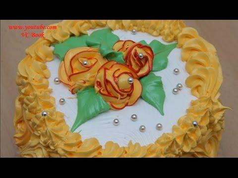 фото тортов с белковым кремом