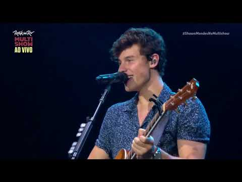 Shawn Mendes - There's Nothing Holding Me Back || Rock in Rio (Brazil)