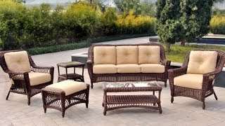 Erwin & Sons Tuscon Patio Furniture Overview