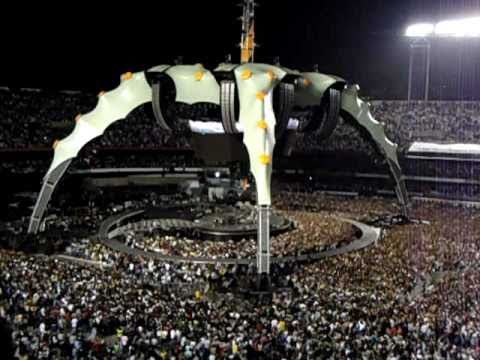 show do u2 no morumbi 2006