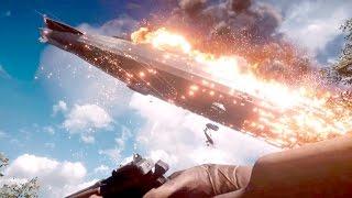 BATTLEFIELD 1 — Крики, стоны и безумие! (60 FPS)