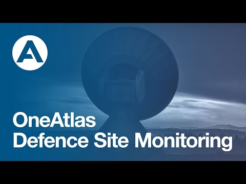 OneAtlas: Defence Site Monitoring