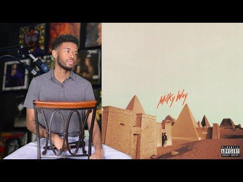 Bas – MILKY WAY ALBUM Review
