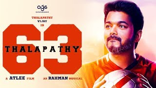 BIG BREAKING: Thalapathy 63 Another Comedian Revealed!
