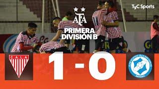 Los Andes 1 VS Villa San Carlos 0 | Fecha 1 (POSTERGADO) | Primera División B | 2019/2020