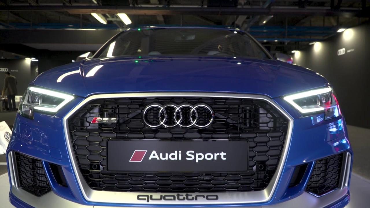 Audi Company Car Drive 2017 Youtube