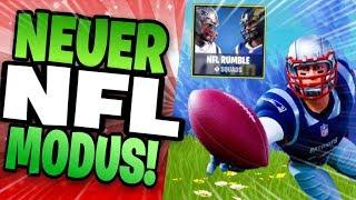 🏈💪 NFL - NEUER FORTNITE MODUS !! | Fortnite Battle Royale