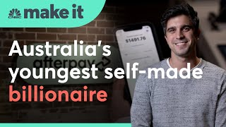 How the pandemic made this 30-year-old Australia's youngest self-made billionaire | CNBC Make It