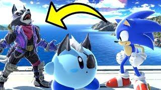 Baby Sonic's NEW Dad!? - Super Smash Bros Ultimate Movie