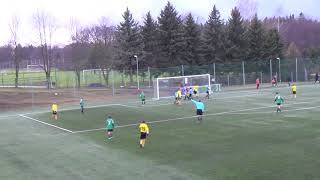 Příbram - Bohemians 1905 0:2 (0:0) - 2. poločas - MU 26. 11. 2017