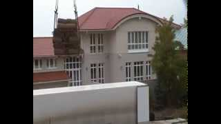 Укладка рулонного газона на крыше 1(, 2014-10-07T17:46:53.000Z)