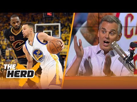 Colin Cowherd's Top10 Players in the NBA right now  NBA  THE HERD