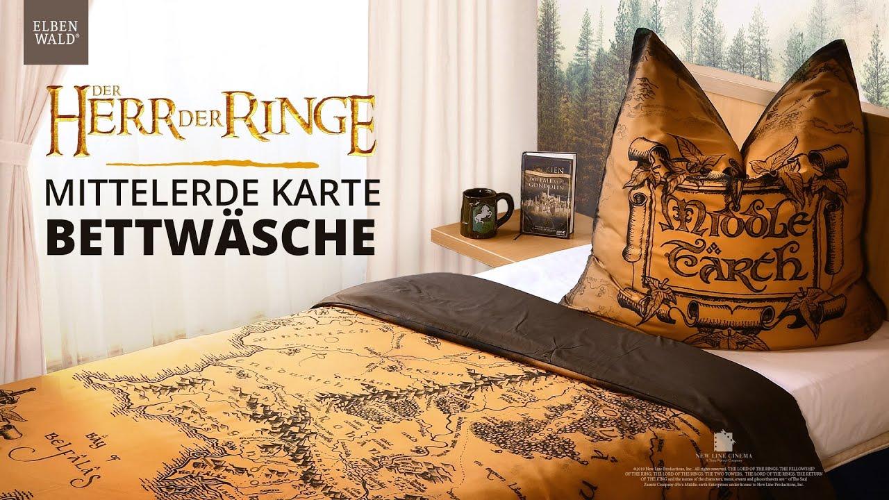 Mittelerde Karte Herr Der Ringe.Herr Der Ringe Mittelerde Karte Bettwasche