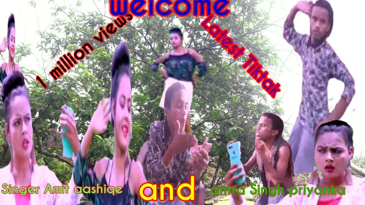 Badi Garmi Hau Papa/Amit aashiqe and antra sing priyanka/dance video 2020/Latest Tiktak