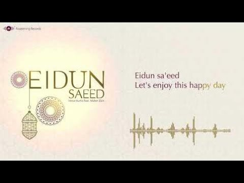 Mesut Kurtis - Eidun Sa'eed (Karaokê) Ft. Maher Zain | Massoud Kertz E Maher Zain (Eid Kareiki)