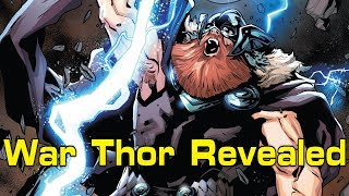 War Thor Revealed   Mighty Thor #20