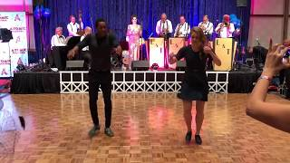 Video Tap dancing with Lizzy & the Triggermen (featuring Kenji Igus and Morgan Hood) download MP3, 3GP, MP4, WEBM, AVI, FLV Januari 2018