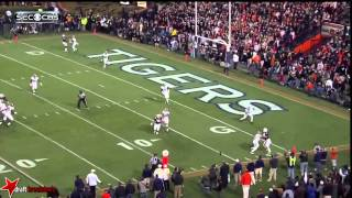Nick Marshall (QB Auburn) vs Alabama 2013