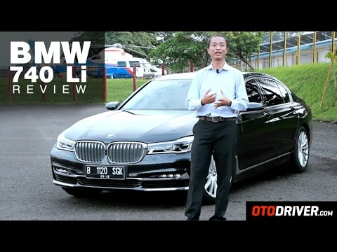BMW Seri-7 2016 Review Indonesia | OtoDriver (Part 2/2)