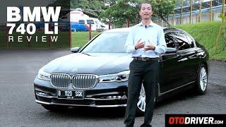 BMW Seri-7 2016 Review Indonesia | OtoDriver (Part 2/2)