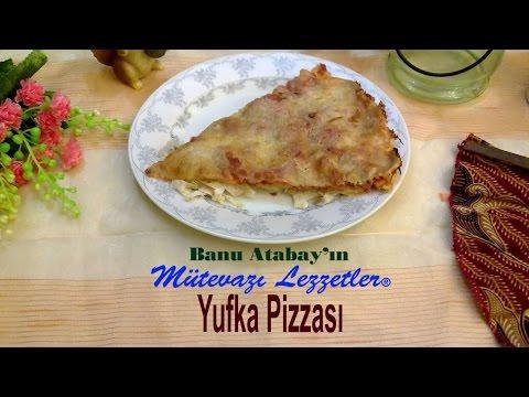Yufka Pizzası (Pizza Tarifleri)