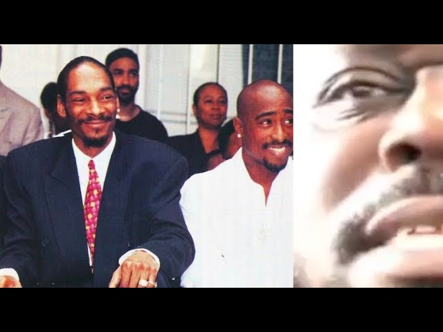2Pac would be ALIVE TODAY if He Didnt Cross Snoop Dogg according to FAIZON LOVE