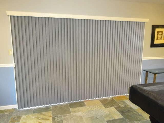 Vertical Honeycomb Shades For Patio