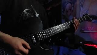 cattle decapitation one day closer to the end of the world guitar cover