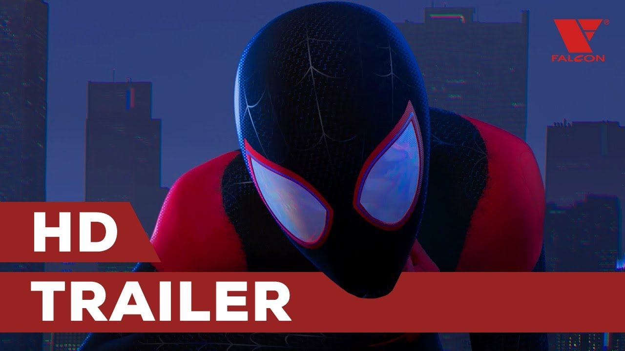 Spider-Man: Paralelní světy (2018) HD trailer #2 [CZ tit.]