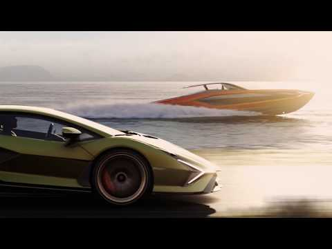 Tecnomar for Lamborghini 63 - Beyond The Limits