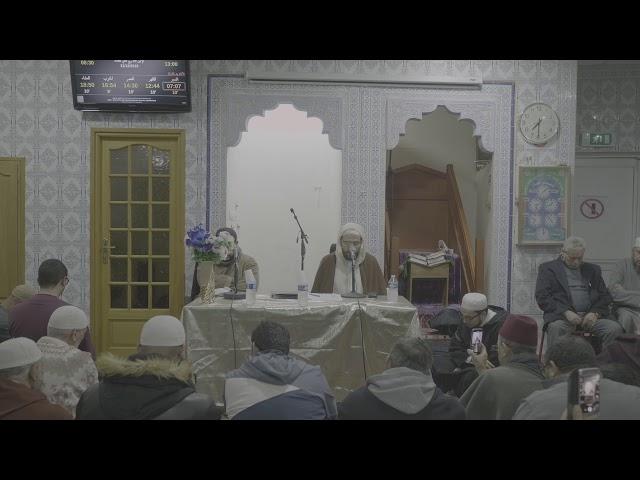 تلاوة ايات بينات من سورتي الأنعام والكهف برواية ورش- الشيخ أحمد علي الهبطي