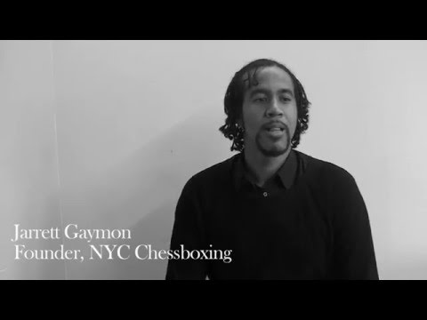 What Is Chessboxing? Interview