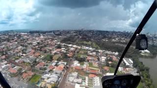 Dando umas banda de Helicóptero em Apucarana (João Paulo)