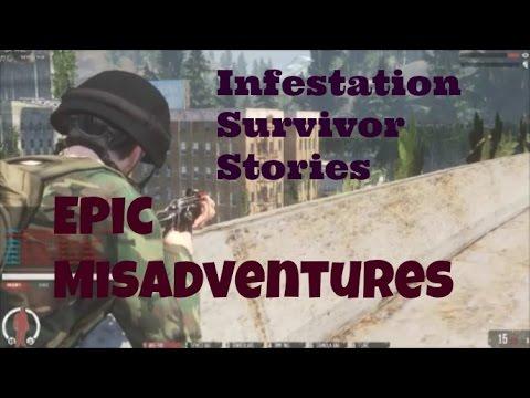 "Infestation Survivor Stories Epic Misadventures 5 ""Victorious... But I Still Can't Aim"""