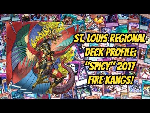 St  Louis Regional Deck Profile; Spicy 2017 Fire Kangs!