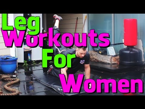 Leg Workouts for Women | Circuit Training Workouts | WOMEN ONLY!!!