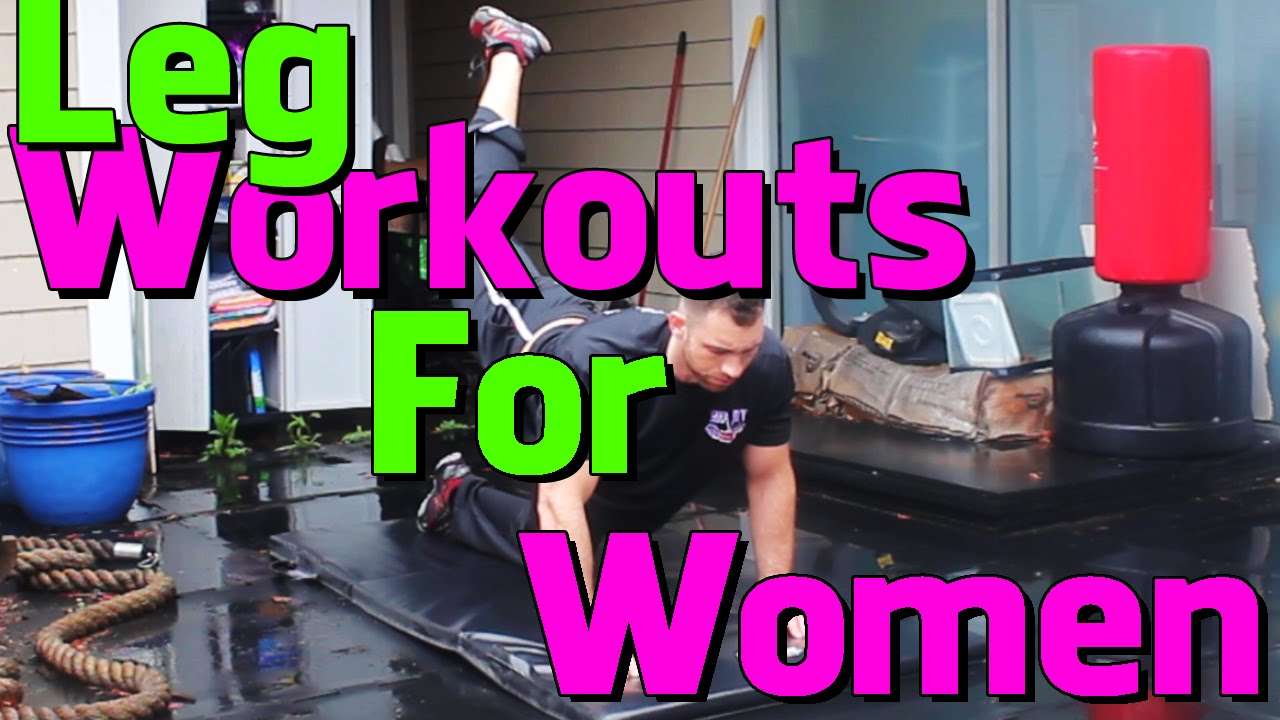 Leg Workouts For Women Circuit Training Only The Basic We Did Today