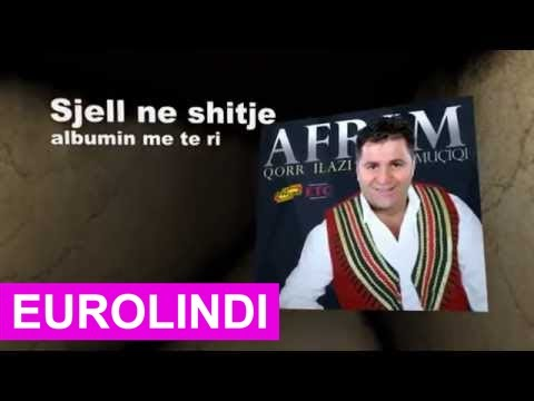 Afrim Muçiqi - Qorr ilazi (audio) 2014