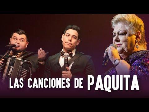 Paquita la del Barrio y sus canciones  Los Tres Tristes Tigres