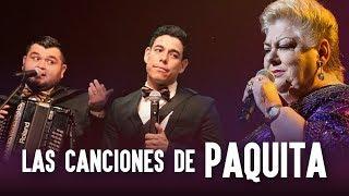 Paquita la del Barrio y sus canciones - Los Tres Tristes Tigres
