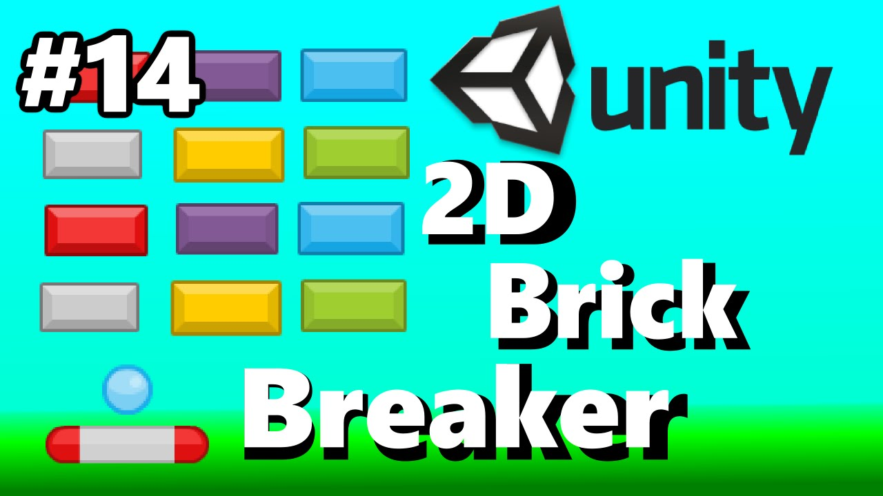 Unity GameDev Tutorial for Beginners: Brick Breaker Game - Vidflow