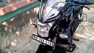 My Honda cb trigger modify