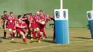 SUPERB tries in the European Nations Cup