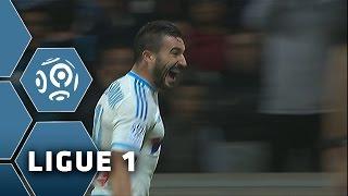 But Romain ALESSANDRINI (56') / LOSC - Olympique de Marseille (1-2) -  (LOSC - OM) / 2015-16