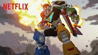 Voltron - Le Défenseur légendaire - Bande-annonce officielle - Netflix [HD]